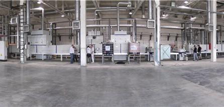 Проектирование производственных и складских зданий
